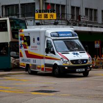 Work suspended on Tuen Mun construction site after accident