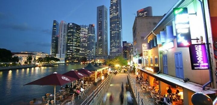 Singapore Boat Quay gets makeover with support from stakeholders