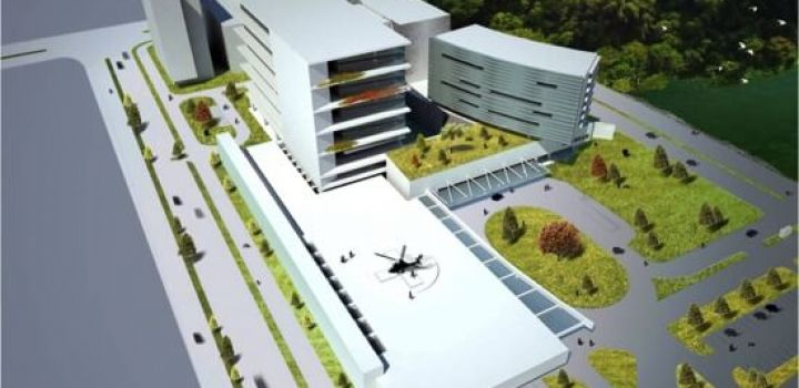 Construction of Macau's new public hospital could be delayed
