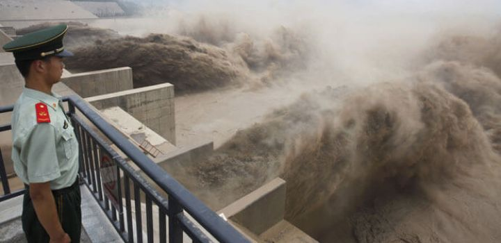 China Says Climate Change Threatens Major infrastructure Projects