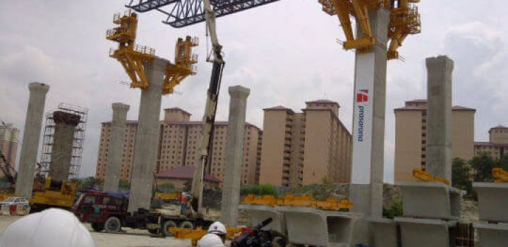 Construction of Malaysia's LRT Line 3 to start in 1Q