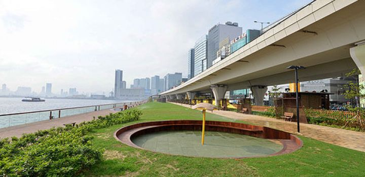 Second stage of Kwun Tong Promenade now open to the public