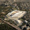 Japan sticks with Olympic stadium design as cost soars to Y250 bil