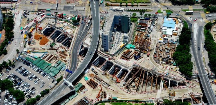 Completion date for the HK section of the Express Rail Link could have been met by MTR