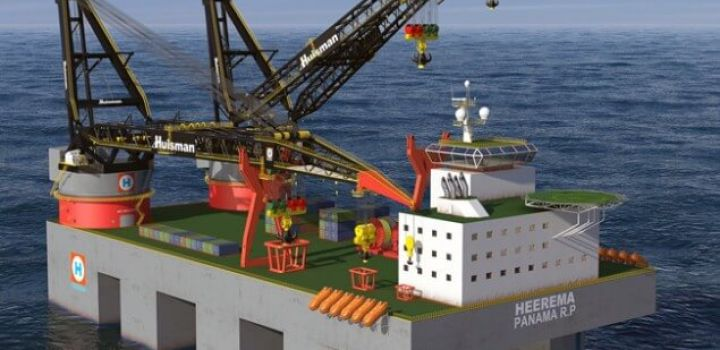 Sembcorp Marine inks US$1b construction deal with Heerema Offshore