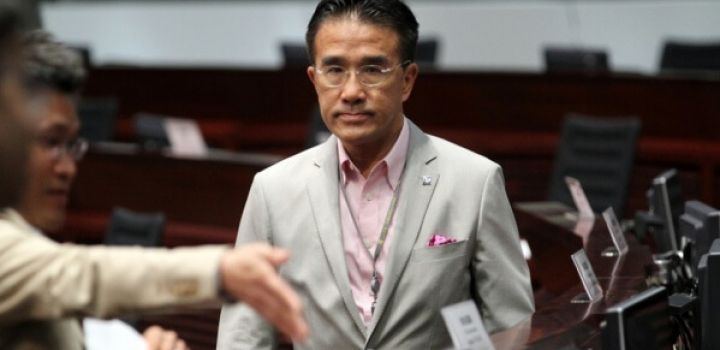 Lawmaker holds MTR's feet to the fire over additional Rail Link budget