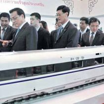 Construction of China-Thailand railway to get underway by end of year