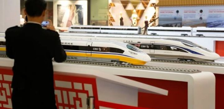 Indonesia to award fast train contract to China