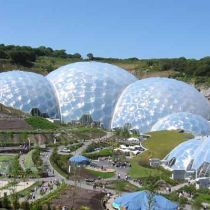 Grimshaw Architects inks contract worth $150m to design Chinese version of UK's Eden Center
