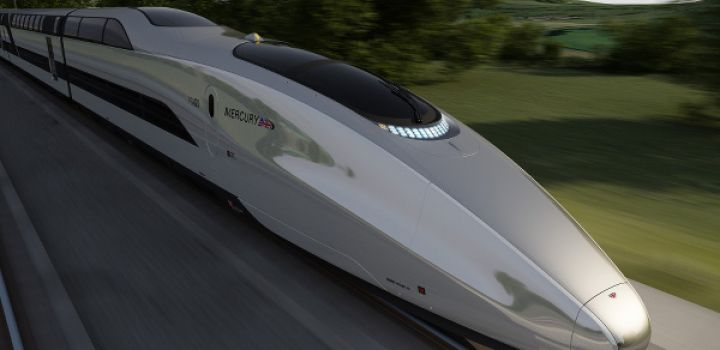 UK asks Chinese firms to bid for high-speed rail contracts