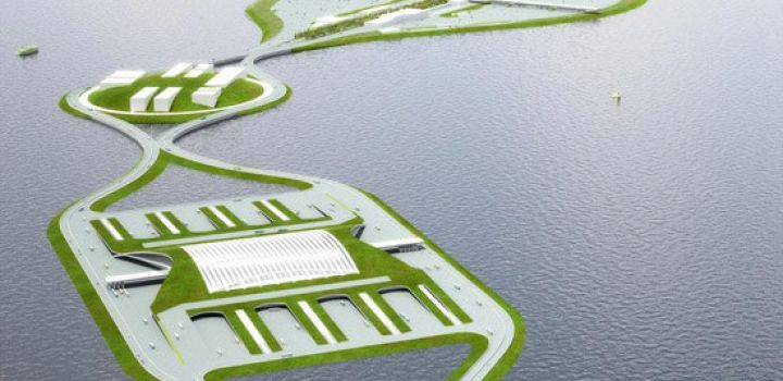 Hong Kong artificial island could accommodate up to 700,000 people