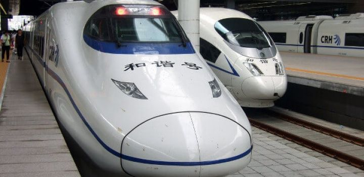 Chinese firm offers to build Swedish railway
