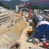 largest TBM arrives in Hong Kong to tunnel new route to China