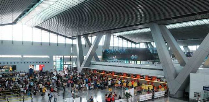 Philippines to modernise ageing Manila airport