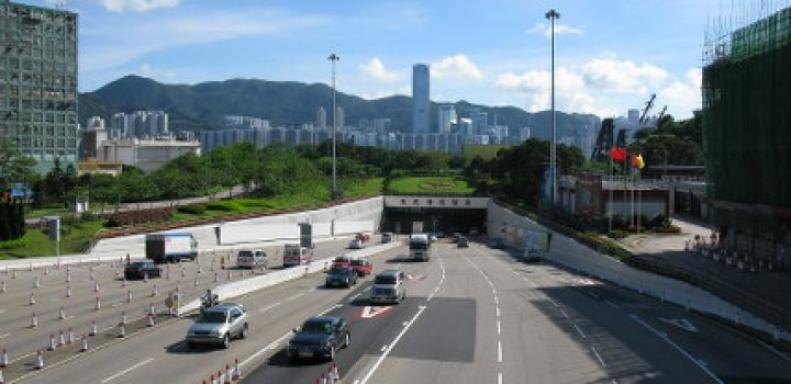 Hong Kong Gov't to take over Eastern Harbour tunnel
