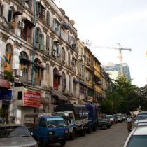75,000 new apartments need each year to house Yangon's growing population