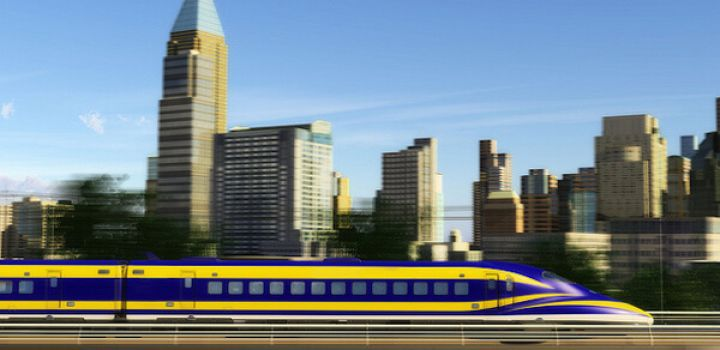 Chinese firms want to build and finance California's LA to San Fran high-speed line