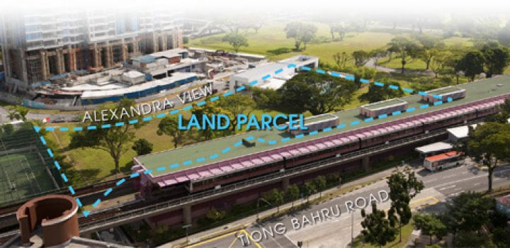 URA releases two residential sites at Alexandra View and Jalan Kandis