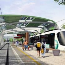 Thales bagss 1st Taiwanese LRT contract in New Taipei City Danhai