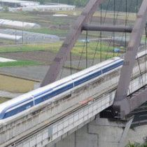 China's first home-grown maglev nears completion, linking Changsha airport to city center