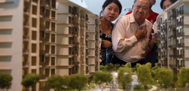 HK Gov't injects extra $45b for housing