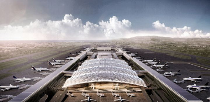 Arup bags Taiwan airport contract