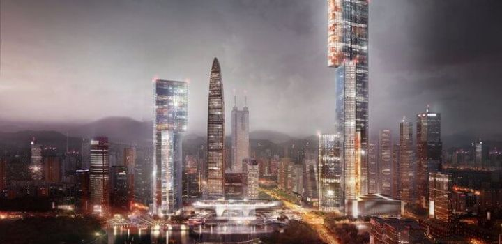 Supertall tower for Pearl Delta undergoes redesign