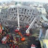 Developers of collapsed Tainan apartment building arrested