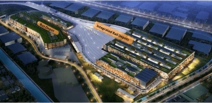 LTA awards $2 billion contract to build world's first four-in-one depot