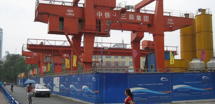 More Chinese cities on track to build metros