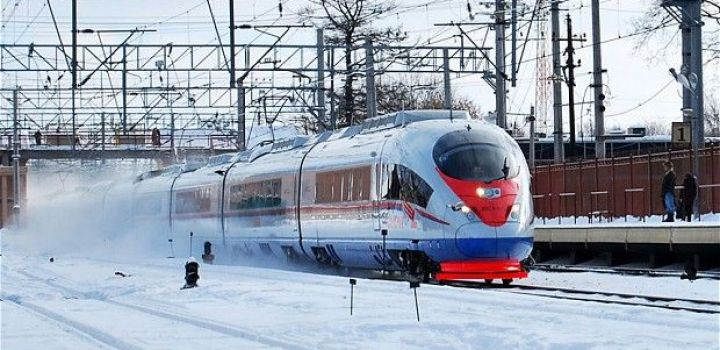 China to build 400km/h train for Russia's high-speed railway