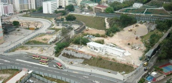 Hong Kong: Two sites to be sold