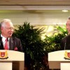 Malaysia-Singapore leaders to witness high speed rail MoU signing
