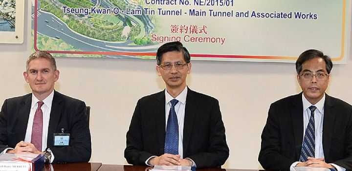 Leighton-China State JV ink contract worth HK$8.731bil for tunnel works