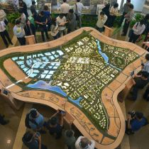 Singapore launches masterplan for new HDB town in Tengah