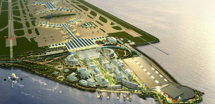 HK Gov't backs development of airport's north commercial district