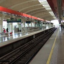 Lum Chang bags contract for new platform at Tanah Merah Station.