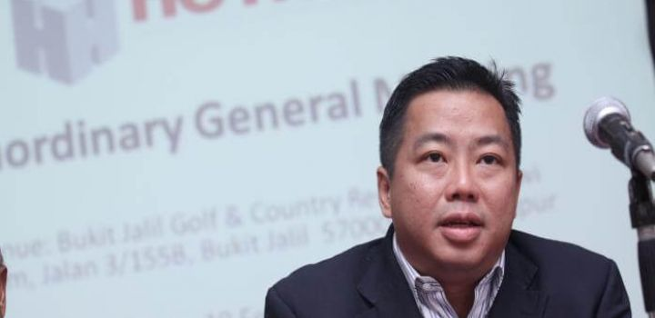 Ho Hup to construct Immigration quarters in Perak