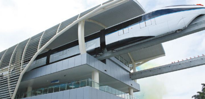 Plans announced for 60km monorail in Shenzhen