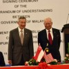 Malaysia, Singapore to ink High Speed Rail agreement tomorrow