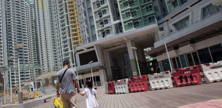 HK Gov't eyes launching 460,000 housing units for the next decade