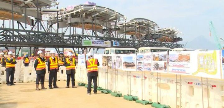 Bridge to be completed by year's-end