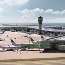 Hong Kong's AA awards design & construction contract for Three Runway System