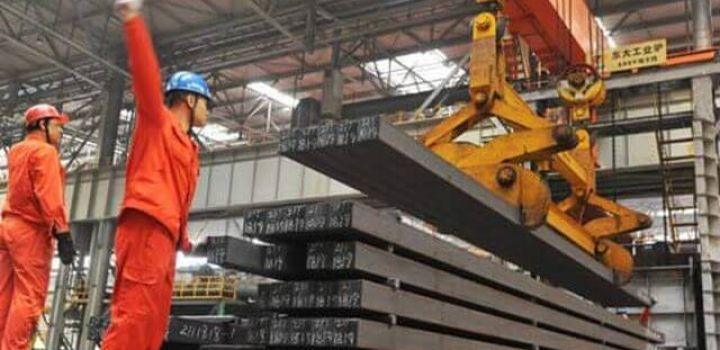 China to reallocate 500,000 coal and steel workers in 2017