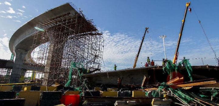 CIDB sees construction sector growing 8% to RM170b in 2017