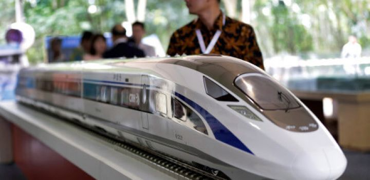 Indonesia's high-speed rail getting back on track