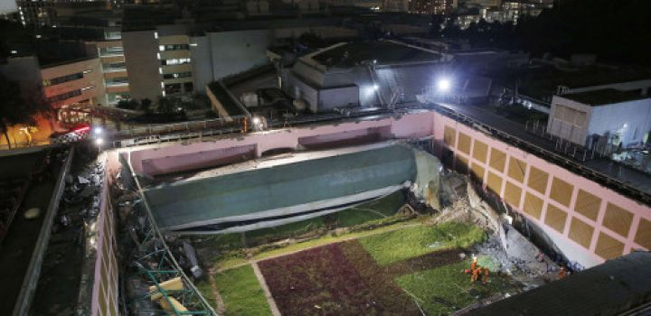 Report on collapse of Chan Tai Ho Multi-purpose Hall Released