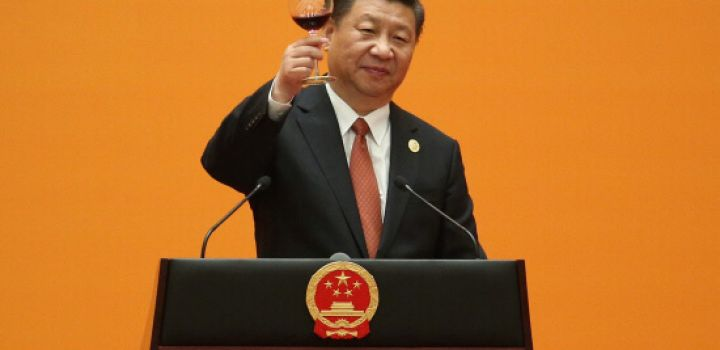 China touts 'project of the century'