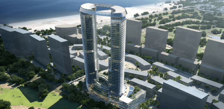 Atkins appointed by Vietnam's Empire Group to provide architecture & interior design services for Cocobay Towers