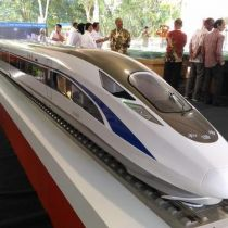 Indonesia reconsiders partnership with Japan on rail project